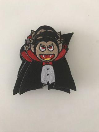 Parches Dracula
