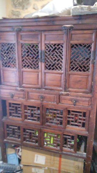 armario artesano chino
