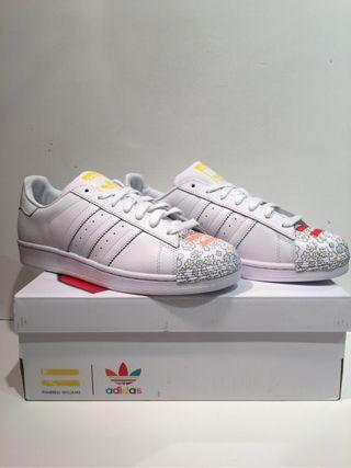 Zapatillas Adidas Superstar Pharrell Williams