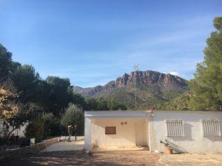 Chalet en sierra Calderona