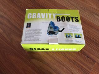 Botas anti gravedad