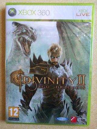 Videojuego PRECINTADO Divinity II Ego Draconis Xbox360