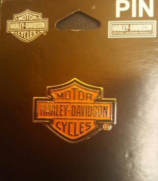 Pin original Harley Davidson Nuevo