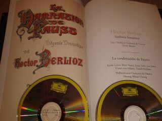 Berlioz Sinf Fantástica + La cond de Fausto