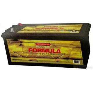Bateria 12V 260 AH C100 Formula Star
