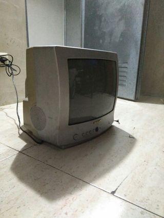 TV gris