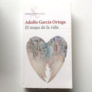 """Libro """"El mapa de la vida"""""""