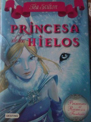 Tea Stilton - Princesa de los Hielos