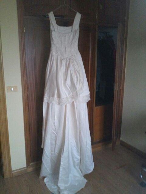 vestido de novia de segunda mano por 250 € en cuenca en wallapop
