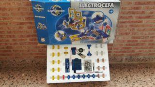 Juego educativo de Electrocefa