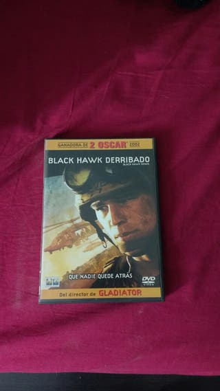 DVD Black Hawk Derivado