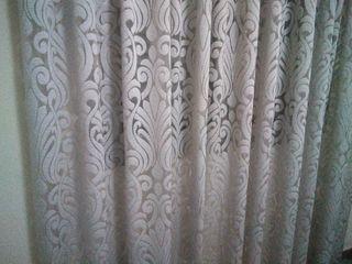 Juego de cortinas salón