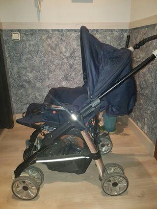 Carro de bebé, solo de Jane