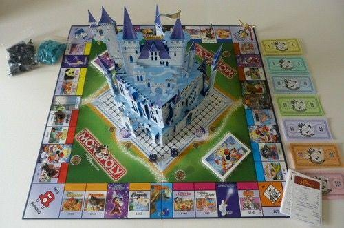 Monopoly Disney