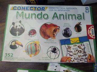 Conector Mundo Animal Educa