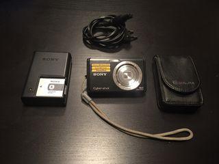 Camara Sony cyber-shot 10.1 mp