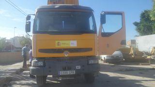 Camión centauro Renault