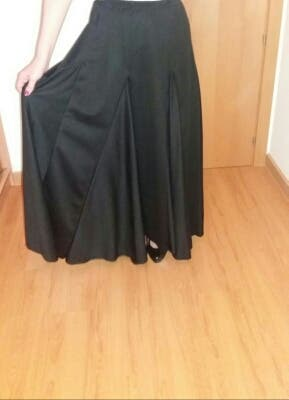 Falda sevillanas