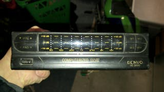 Ecualizador amplificador