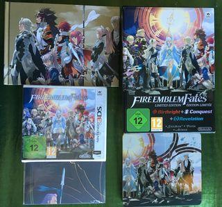 Fire Emblem Ed. Coleccionista 3DS PRECINTADA!!!