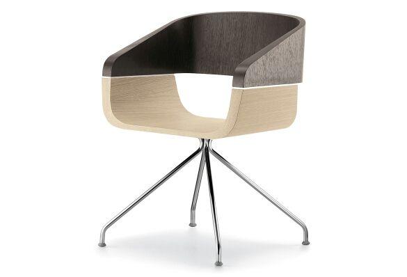 Sillon de diseño italiano nuevo pieza de colección