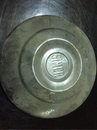 Tapacubos original Simca 1000 usado