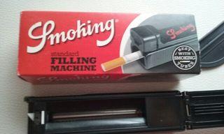 Maquina de liar cigarros
