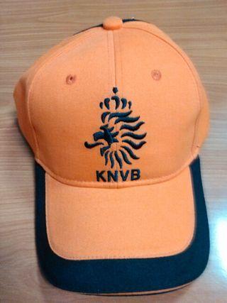 Gorra Selección Holanda