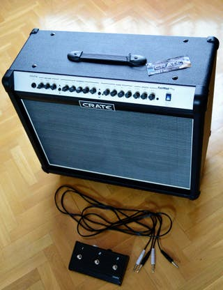 Amplificador Guitarra Crate Flexwave 120/212
