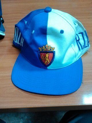 Gorra Real Zaragoza