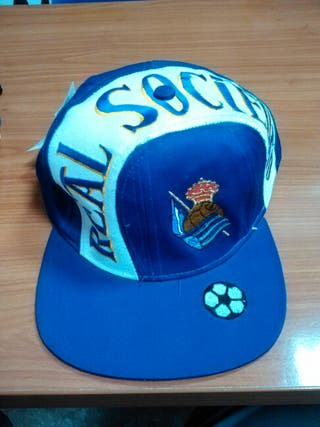 Gorra Real Sociedad