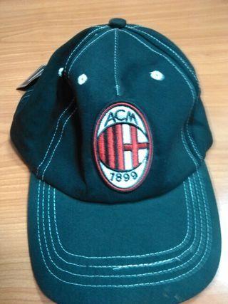 Gorra AC Milan