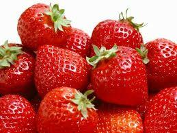 Semillas de fresas