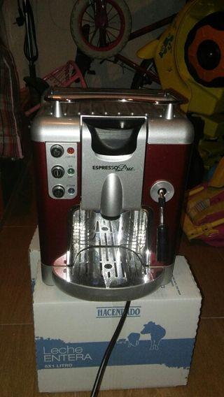 Cafetera expresso due