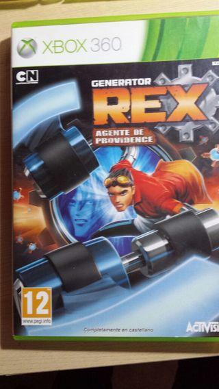 Generator rex para X BOX 360