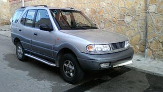 Tata safari 4x4