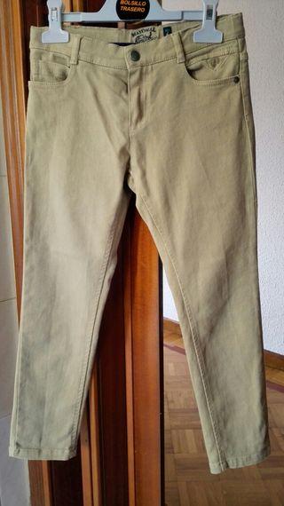 Lote de 2 pantalones talla 6 a estrenar