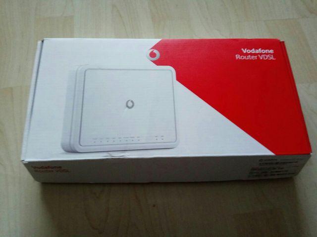 Router Vodafone nuevo