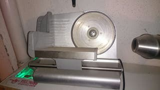 Cuchilla rotativa para cortar