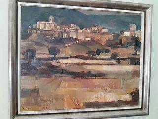 Cuadro del pintor Richard, 110*90
