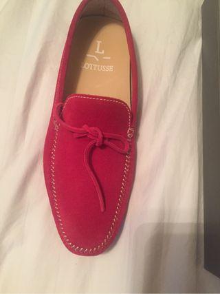 Zapatos rojos LOTTUSSE