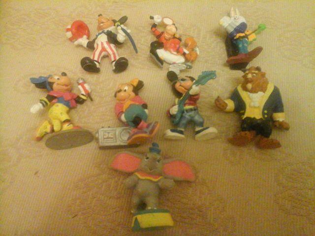 Figuras de goma de coleccion