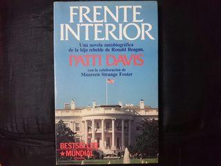 "Libro ""Frente Interior"""