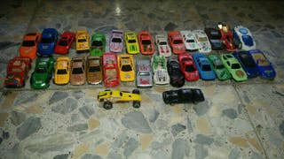 33 coches para niño