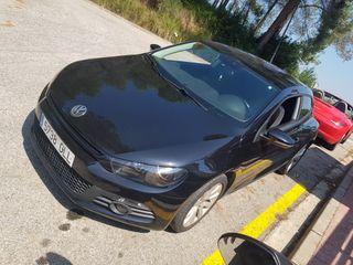 Volkswagen scirocco 2.0tdi 140cv DSG