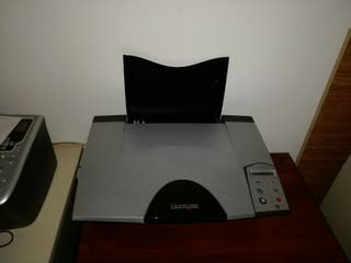 Impresora lexmark x 5250 nueva