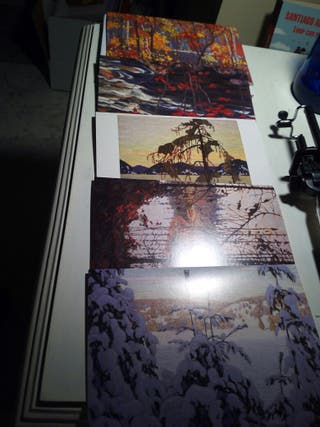 10 postales del Museo Bellas Artes de Canadá