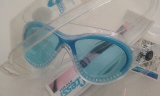 Gafas natacion cobra kid azul