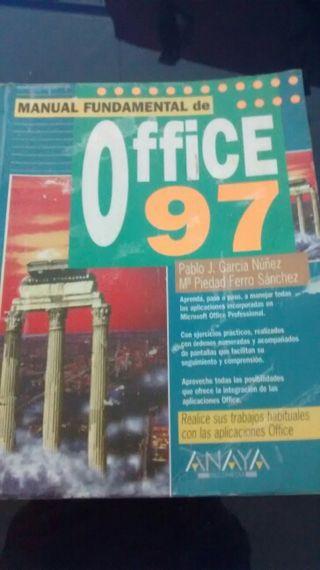Libro Office 97