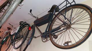 Bicicleta clasica bh varillas